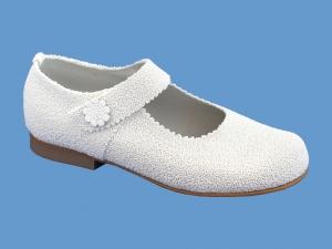 Białe Pantofelki 12061 - 12061