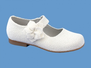 Białe Pantofelki A-803 - A-803