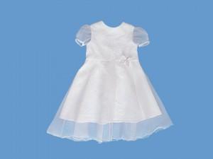 Lniana sukienka Tańcząca z motylami art. 346 - MN-05-01-1-346