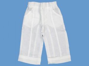 Białe Spodnie Pan Samochodzik  art.161 - MN-04-01-1-161