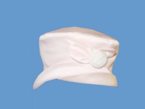 Lniany kapelusz Różyczka (2) art. 146c - MN-04-01-2-146