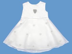 Atłasowa sukienka Sercowa Szkatułka (2) art. 020 - MN-03-01-1-020