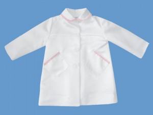 Satynowy płaszczyk Różana rusałka art. 609 - MN-06-01-1-609