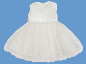 Satynowa sukienka  Waniliowa chmurka art. 628 - MN-06-02-1-628