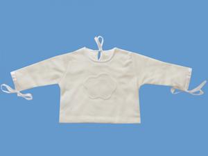 Polarowa bluzeczka Waniliowa chmurka art. 630 - MN-06-02-1-630