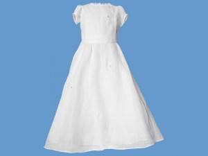 Sukienka do komunii Morska Rusałka (1) art. 700 - MN-07-01-1-700