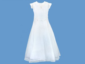 Sukienka do komunii Morska Rusałka (2) art. 701 - MN-07-01-1-701