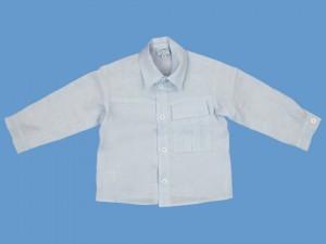 Koszula lniana Morska przygoda art. 553 - MN-06-01-1-553