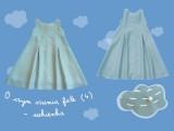 Lniana sukienka O czym szumią fale (4) art. 752