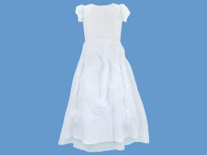 Sukienka do komunii  Kryształowa Różyczka art. 512 - MN-05-02-1-512