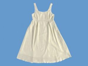 Lniana sukienka dla mamy Złota rybka (1) art. 938 - MN-09-05-938