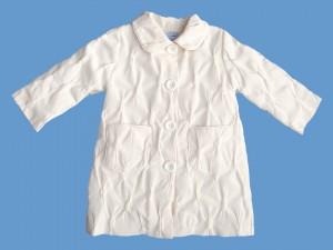 Ocieplany płaszczyk Księżniczka na ziarnku grochu (1) art.950 - MN-09-09-950