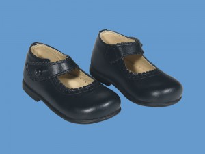 Skórzane buciki Mała Miss 80303-0 - C-80303-0
