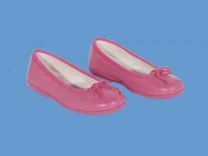 Skórzane buciki Balerina 80306-0 - C-80306-0