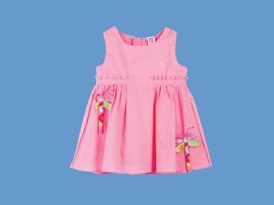 Różowa sukienka Motylek 41901 - T-41901