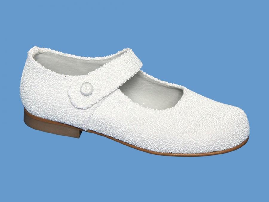 Białe Pantofelki 12063 - 12063