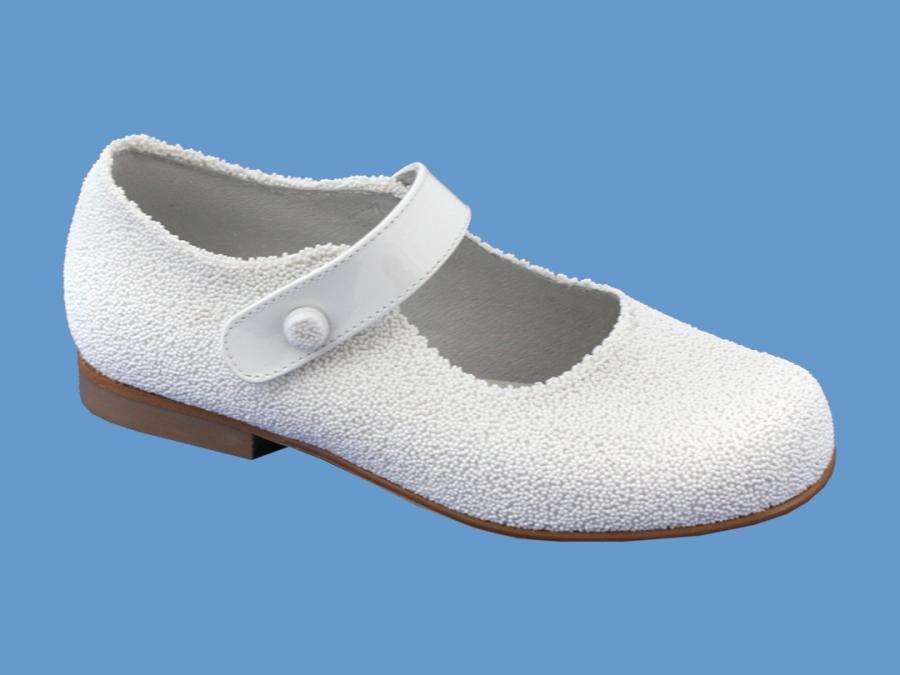 Białe Pantofelki A-800 - A-800
