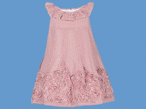 Kolorowa sukienka Madrid  art.61328 - C-61328