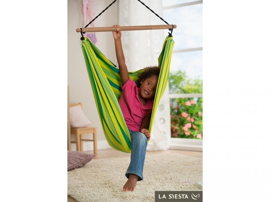 Fotel hamakowy dla dzieci LORI, LOC11 - LOC11