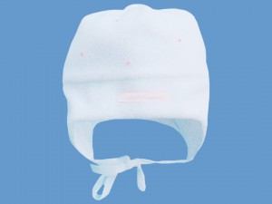 Polarowa czapeczka Wróżka Serduszka art. 005a - MN-03-02-3-005