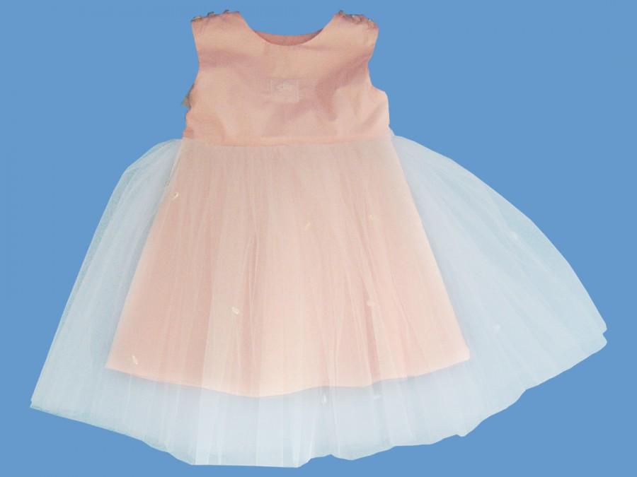 Satynowa sukienka Poranna Rosa (2b) art. 144 - MN-04-01-1-144