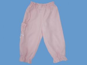 Lniane spodnie Mała syrenka (3) art. 622 - MN-06-01-1-622