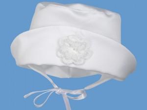 Satynowy kapelusz Vivienne art. 018c - MN-03-01-2-018