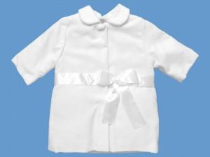 Welurowy biały płaszczyk Niebiańska niespodzianka art. 492 - MN-05-02-1-492