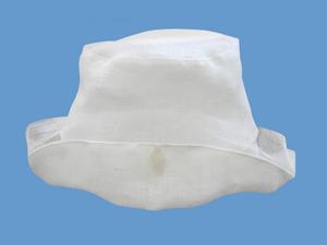 Lniany kapelusz Morska Rusałka (1) art.700c - MN-07-01-2-700