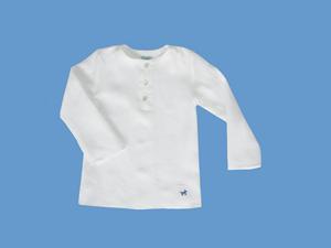 Biała lniana bluzeczka Opowieści jednorożca (4) art. 600 - MN-06-01-1-600