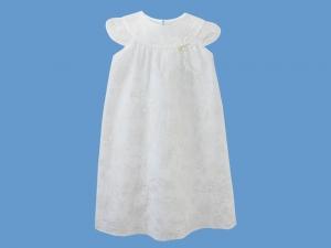 Bawełniana sukienka w kwiaty Morskie głębiny art. 822 - xxx3