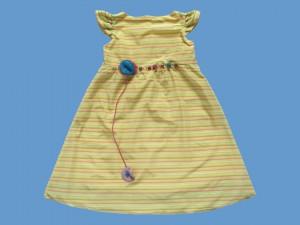 Kolorowa sukienka Tęczowa zabawa art. 945 - MN-09-05-945