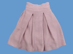 Bawełniana spódniczka Różowy kamyczek art. 959 - MN-2010-lato-959